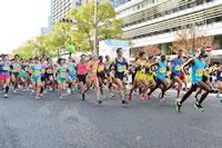 神戸マラソン2018のイメージ